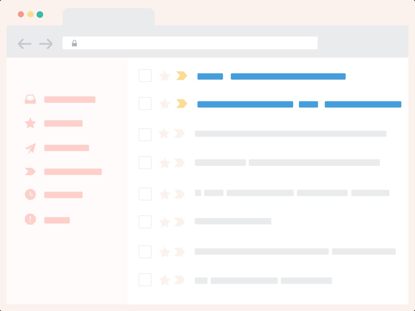 Sugestões para o assunto do email marketing