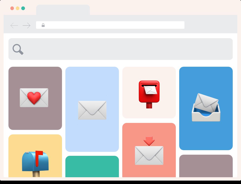 Onde encontrar imagens para seu email marketing