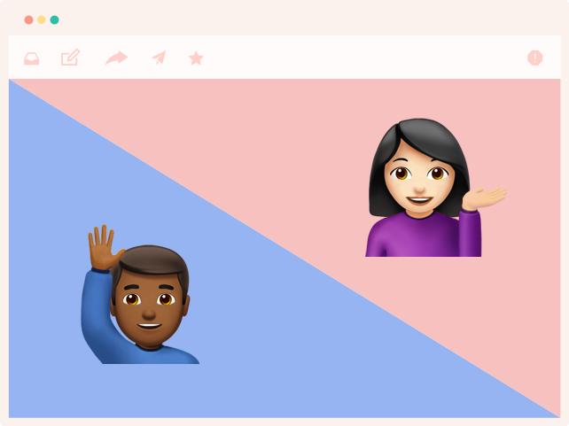 Segmentação por gênero no email marketing